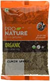 #8: Pro Nature 100% Organic Cumin, Whole, 100g