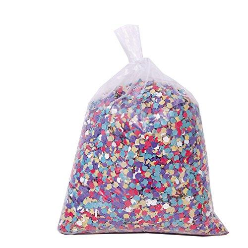 Verbetena - Confetti arcoíris,1 kg (012000049)