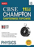 #9: 11 Years (2007-17) Solved Papers CBSE Champion Chapterwise-Topicwise - Physics