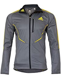97d5dea516990 adidas Athletics ClimaWarm Windstopper Mens Cross Country Jacket