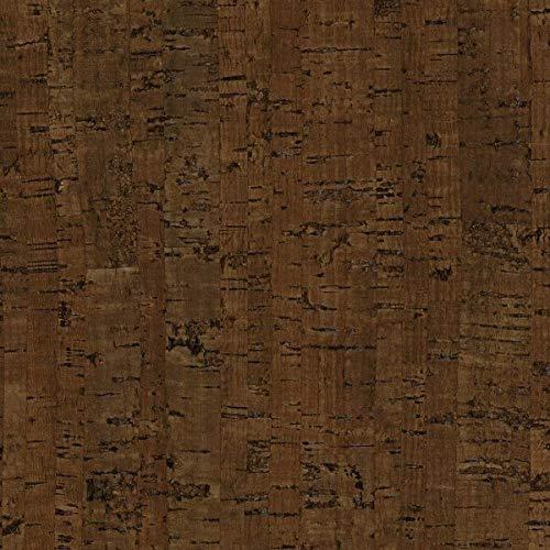 SCHÖNER WOHNEN Korkparkett Stripeline kastanie Korkboden Spiekeroog Cork wBL1T001 -