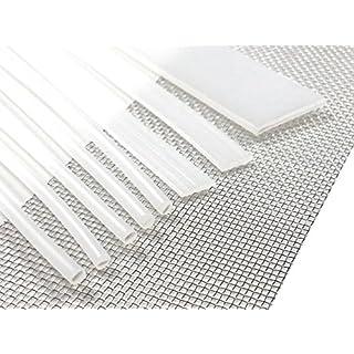 Reparatursatz PE-HD 2 Natur - Kunststoffschweissen - az-reptec