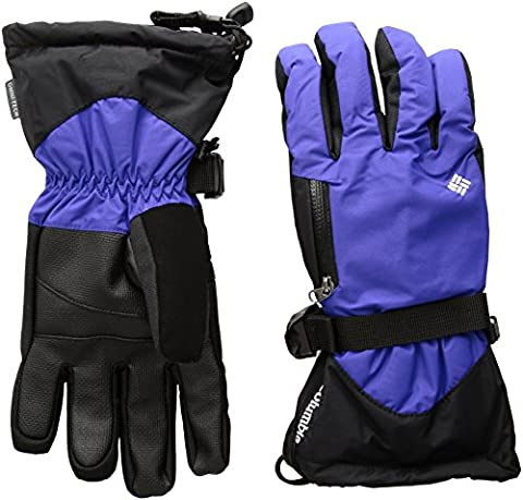 Columbia Women's Bugaboo Interchange Gloves, Clematis Blue, Small