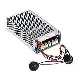 KKmoon 10-30V 100A 3000W Geschwindigkeit Controller Programmierbar Reversible DC Motor Einstellbar Regler PWM-Steuerung¡
