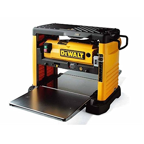 DeWalt DW733-QS Pialla Spessore Portatile, 1800 W