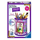 Ravensburger 12074 - Girly Girl Edition Utensilo Pferde 3D Puzzle