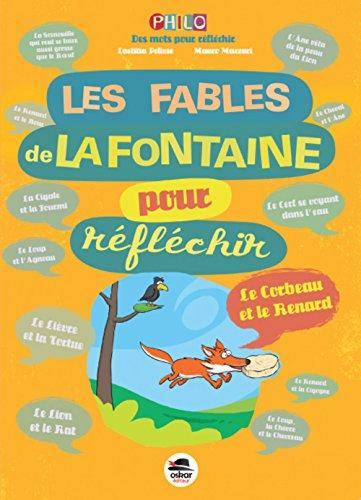 Livre Pdf Téléchargement Les Fables De La Fontaine Pour Réfléchir