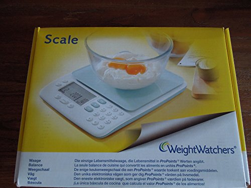 Weight Watchers Points Waage ProPoints 2011