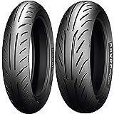Michelin Reifen Decke Power Pure SC 120/70-12 TL 58P f vorne + hinten sz 614566