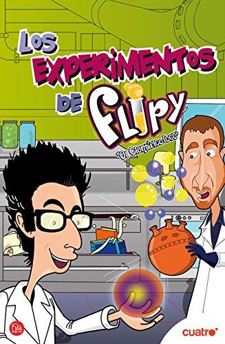 LOS EXPERIMENTOS DE FLIPY FG (FORMATO GRANDE) por 7 Y ACCION  S.L. 7 Y ACCION  S.L.
