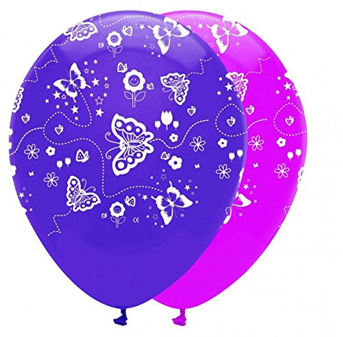 Butterfly Party Balloons (Supplies Party Butterfly)