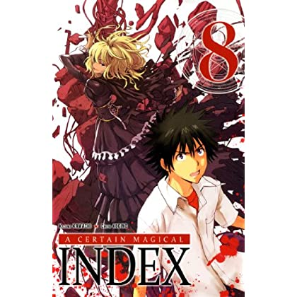 A certain magical Index, Tome 8 :