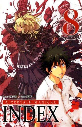 A Certain Magical Index Vol.8