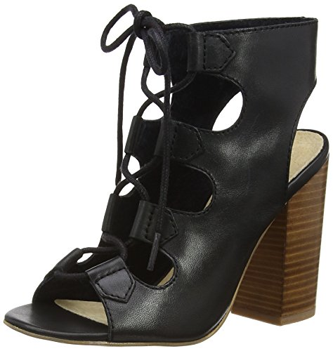 Aldo Damen Janne Sandalen Black (Black Leather / 97)