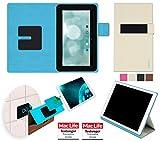 reboon Hülle für Blaupunkt Endeavour 700 BN Tasche Cover Case Bumper | in Beige | Testsieger