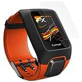 atFoliX Schutzfolie kompatibel mit Tomtom Adventurer Bildschirmschutzfolie, HD-Entspiegelung FX Folie (3X)