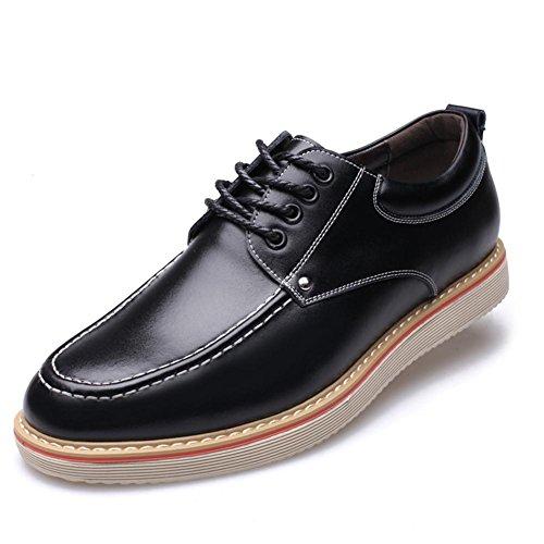 Automne mode Casual bottes hommes chaussures Oxford classique dentelle