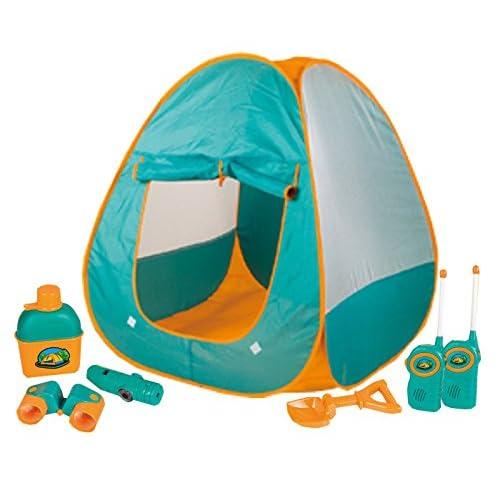 Inside Out Toys - Set de Acampada y Aventuras de Juguete para niños - Juego de imitación 11