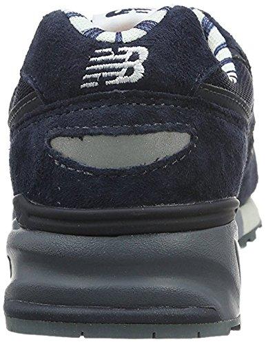 New Balance Wl999wf, Chaussures Femme bleu foncé