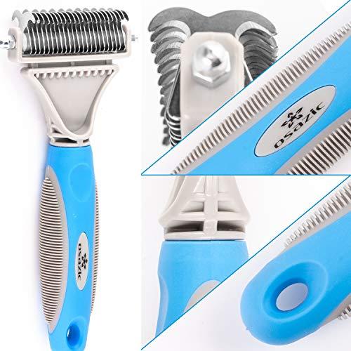Zoom IMG-3 osazic spazzola pettine per cani