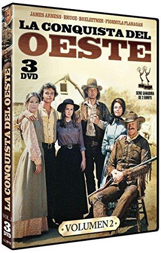 La Conquista del Oeste Vol. 2 [DVD]