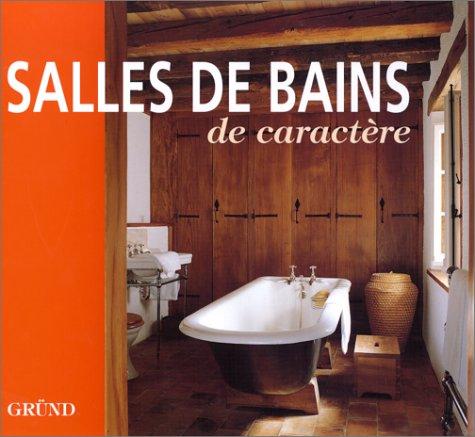 Salles de bains de caractère