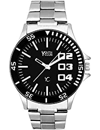 YOUTH CLUB STAINLESS STEEL WATCH FOR BOYS