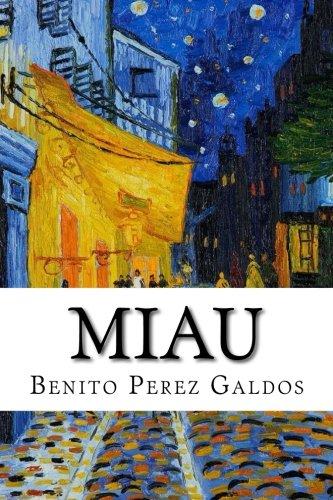 Miau por Benito Perez Galdos