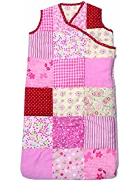 Baby Boum Cotty Sleeping Bag Pink 0-9 months
