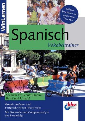 Spanisch Vokabeltrainer