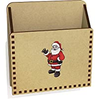 'Papá Noel' De Madera Carta Poseedor / Caja (LH00037170)