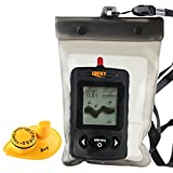 Lucky FFW-718 Portable Fishfinder Locator 45m