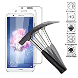 EJBOTH 2x Huawei P smart Tempered Glass Screen Protectors,