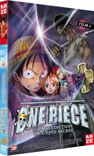 One Piece Film 5 : La Malédiction de l'épée sacrée
