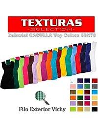 Delantal Casulla TOP COLORS TEXTURAS 50x70 cms (BLANCO)