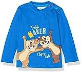 Disney 160702, Camiseta para Bebés, Azul (Bleu), 2 Años
