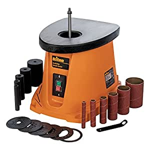 Triton 516693/TSPS450 Ponceuse à cylindre oscillant 450 W