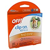OFF! Clip-On Mosquito Repellent Refills ...
