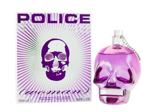 Police To Be (woman), Eau de Parfum, 1er Pack (1 x 125 ml)