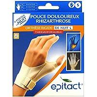 Epitact Rhizarthrose-Bandage für die Nacht, Linke Hand, Größe S preisvergleich bei billige-tabletten.eu