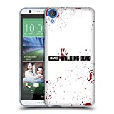 Offizielle AMC The Walking Dead Weisses Blut Logo Soft Gel