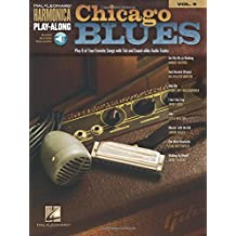 Harmonica Play-Along Volume 9: Chicago Blues (Book/Online Audio)