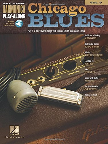 Harmonica Play-Along: Volume 9: Chicago Blues
