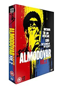 The Almodovar Collection, Vol.2 - Matador / The Law of Desire / Kika / The Flower of My Secret [DVD]
