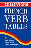 French Verb Tables (Collins Gem) (Collins Gems)