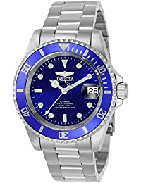 Invicta Pro Diver Men's Analogue Classic Automatic Watch with Stainless Steel Bracelet – 9094OB