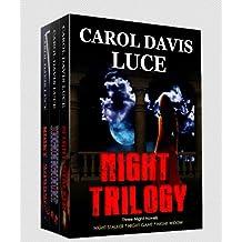 NIGHT TRILOGY - Three Night Novels