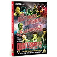The Quatermass Collection: The Quatermass Experiment / Quatermass 2 / Quatermass & the Pit