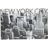 New York–Tischset, Design New York Retro Building