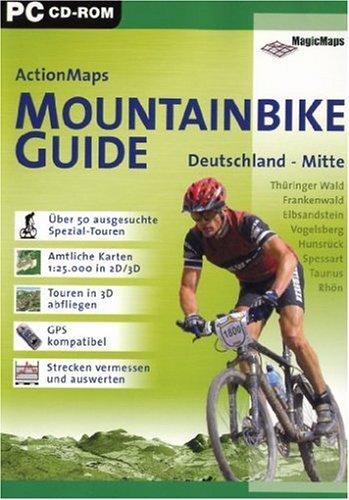Mountainbike Guide - Deutschland Mitte